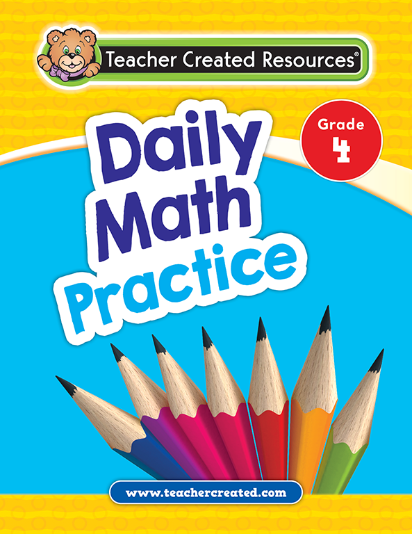 Daily Math Practice Grade 4