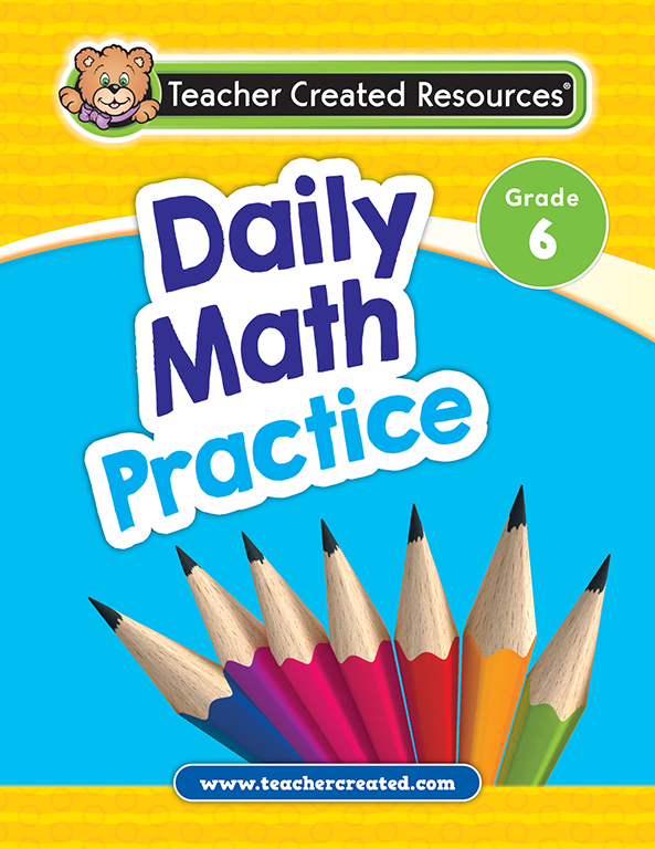 Daily Math Practice Grade 6
