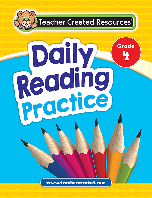 Daily Reading Practice Grade 4
