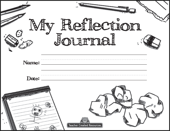 My Reflection Journal (Lower)
