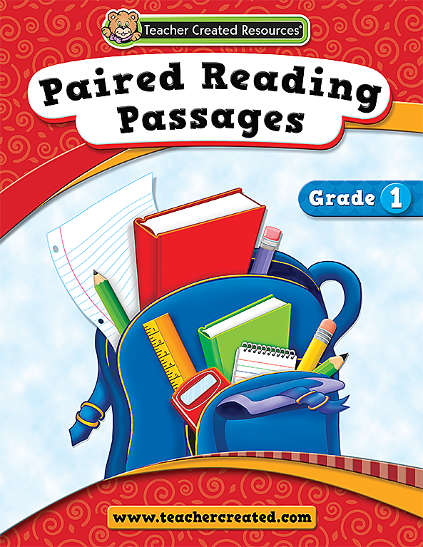 Paired Passages Grade 1