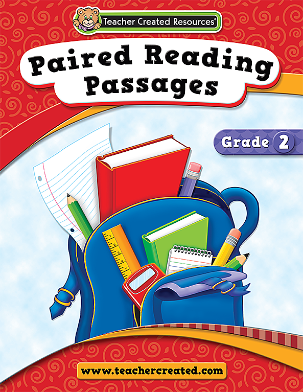 Paired Passages Grade 2