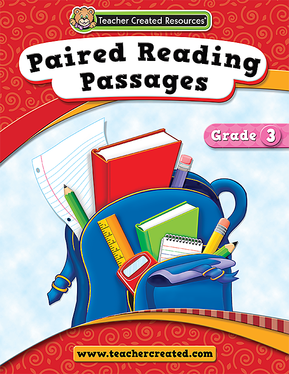 Paired Passages Grade 3