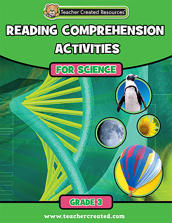Reading Comprehension for Science Grade 3