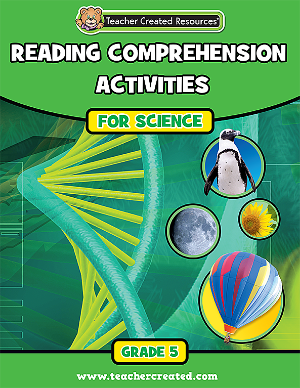 Reading Comprehension for Science Grade 5