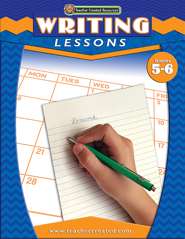 Writing Lessons Grades 5-6